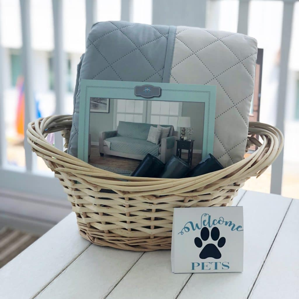 pet-friendly vacation rental welcome kit vacation rental